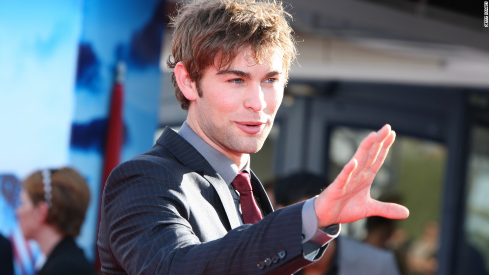 """Gossip Girl"" actor Chace Crawford was arrested on a <a href=""http://www.cnn.com/2010/SHOWBIZ/TV/06/04/chace.crawford.arrest/index.html?iref=allsearch"" target=""_blank"">marijuana charge</a> in his hometown Plano, Texas, in 2010."
