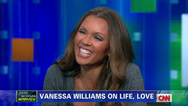 Vanessa Williams describes perfect man