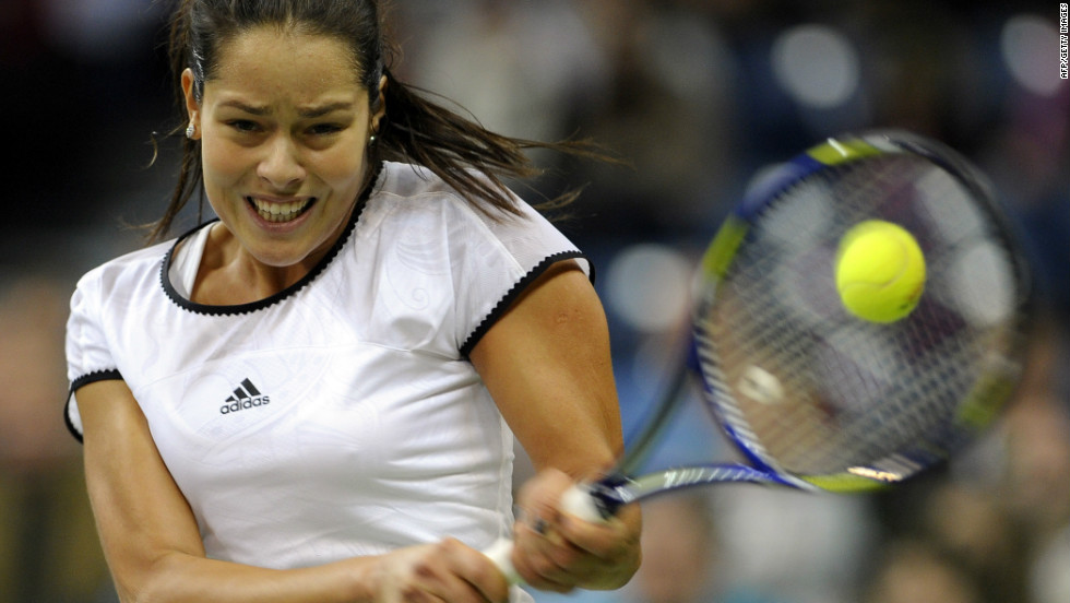 Spearheading Serbia's Fed Cup semifinal match against Russia is 24-year-old Ana Ivanovic. The former world No.1 has enjoyed a recent return to form, rising seven places since the end of 2011 to be ranked 15th in the world.