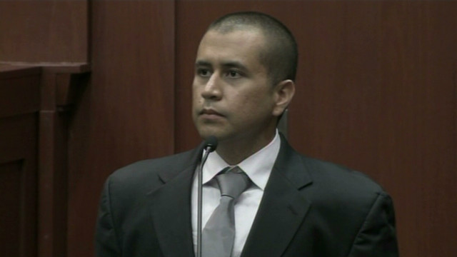 Zimmerman apologizes, released on bond