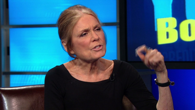 Gloria Steinem's best advice
