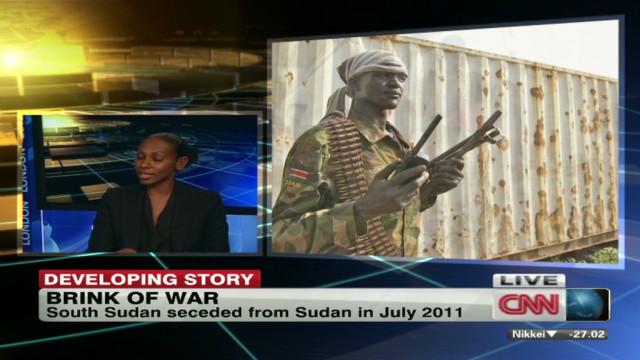 Sudan, South Sudan's bitter divisions