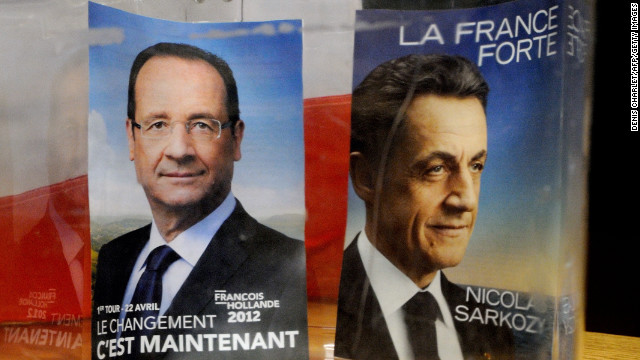 Friday is the last official day of campaigning for France's presidential candidates.