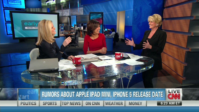 MYB: Rumors of new Apple iPads, iPhones
