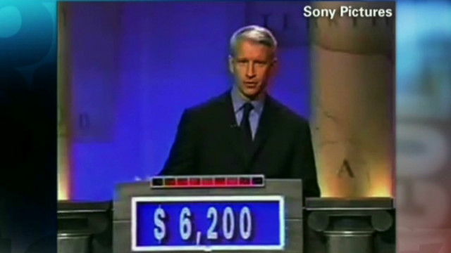 Anderson Cooper looks at 'Jeopardy' odds