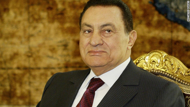 Conflicting reports on Mubarak's death