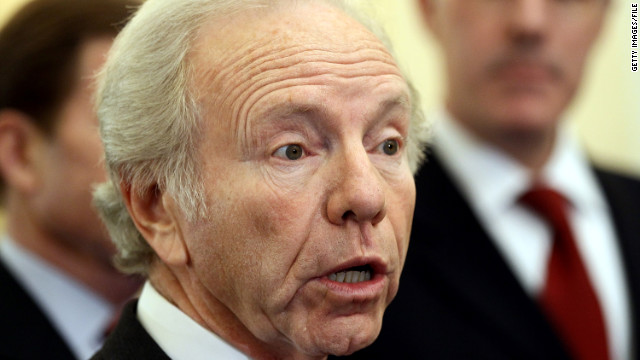 Trump Says Joe Lieberman Leading Candidate for FBI Director
