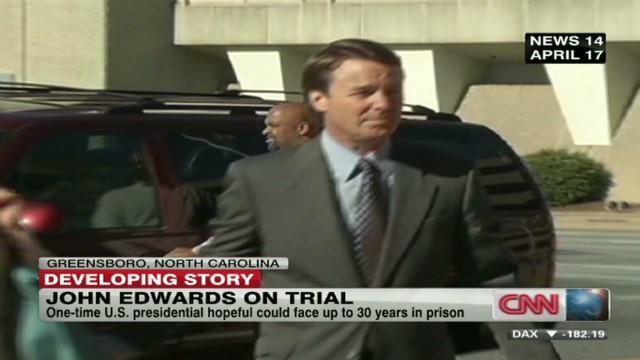 John Edwards criminal trial begins