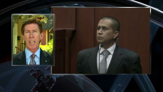 Why Zimmerman apologized in court