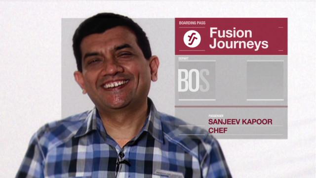 Sanjeev Kapoor's 'Fusion Journey' begins