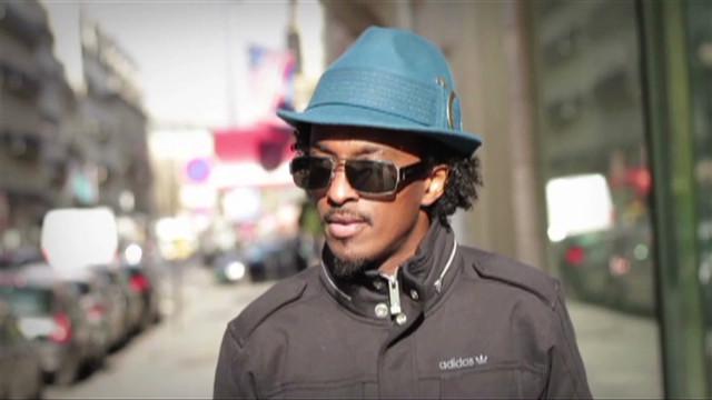 K'Naan: Somalia's hip-hop sensation