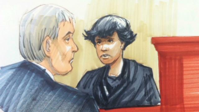 Hudson first witness in murder trial