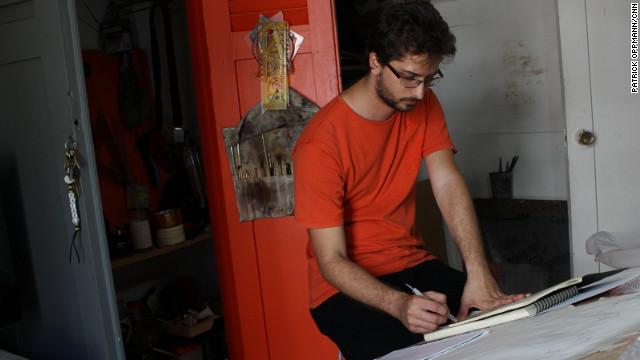 Rafael Villares received $1,300 from Yagruma to shoot a panoramic image of Cuba.