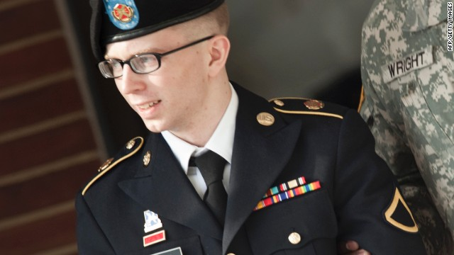Greenwald: Manning did journalists' jobs