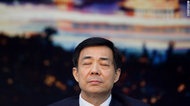 Bo Xilai has been expelled from the Communist Party and relieved of his duties.