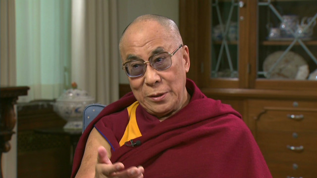Dalai Lama: I support the Arab Spring