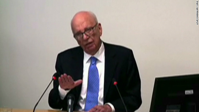 Rupert Murdoch: Phone hacking is 'lazy'