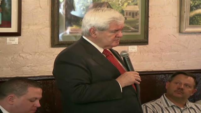 Gingrich: Romney built huge machine
