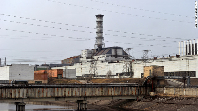 2011: Photographer documents Chernobyl