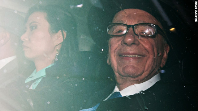Rupert Murdoch grilled on biz practices