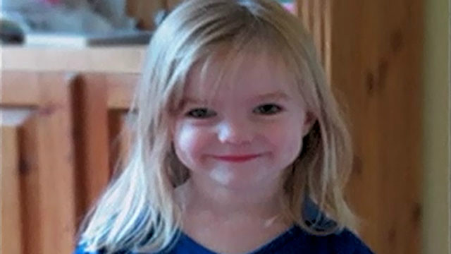2009: Madeleine McCann missing 2 years