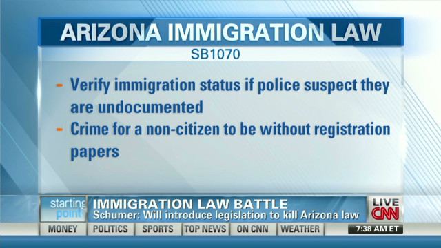 Supreme Court takes up immigration law