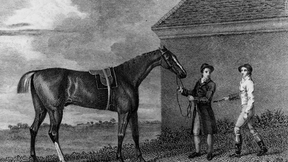 Black Caviar has already beaten legendary British thoroughbred Eclipse. The 18th century horse won 18 races in a row.