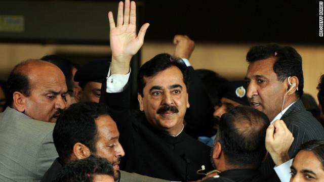 Pakistan PM convicted of contempt