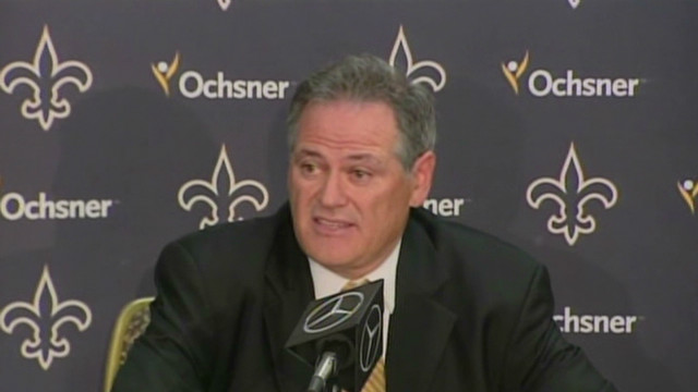 Saints GM angry about spying allegation