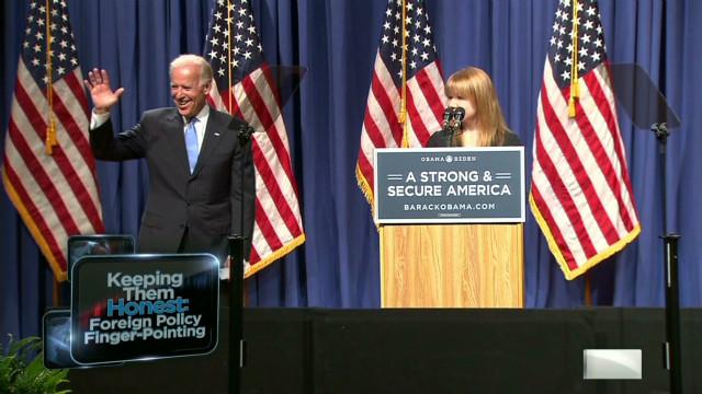 Biden's foreign policy doublespeak