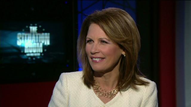 Why hasn't Bachmann endorsed?