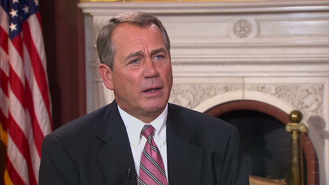 Boehner: No one wants loan rates to rise