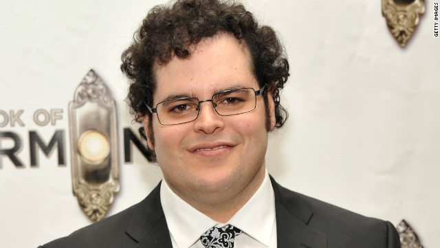 "Actor Josh Gad, shown here in 2011, is one of the creators behind the new NBC comedy ""1600 Penn."""
