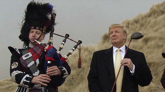 Donald Trump: I will sue Scotland