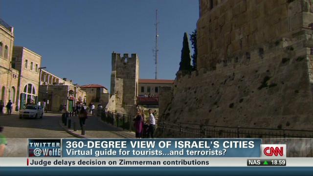 Israel's Google concern