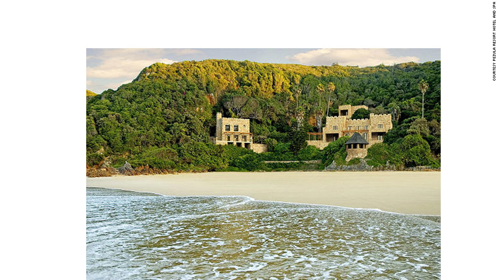 "The 1,500-acre Pezula estate is set along the Garden Route between a three-mile-long stretch of coastline and the Sinclair Nature Reserve.<a href=""http://www.departures.com/slideshows/worlds-most-opulent-villas/6?cnn=yes"" target=""_blank"">See four more opulent villas at Departures.com</a>"
