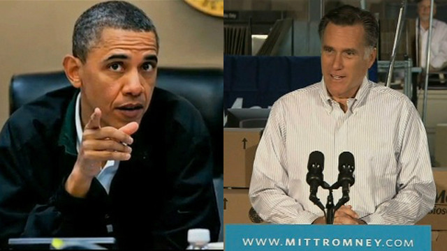 "Team Obama welcomes Mitt Romney to the political ""big leagues."""