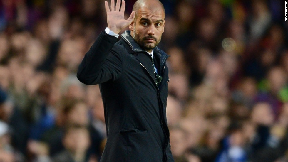 Bayern Munich, which recently appointed Pep Guardiola as its new manager for the 2013/14 season, remain in fourth position. The German giant reached the Champions League final last season where it was beaten by Chelsea.<br />