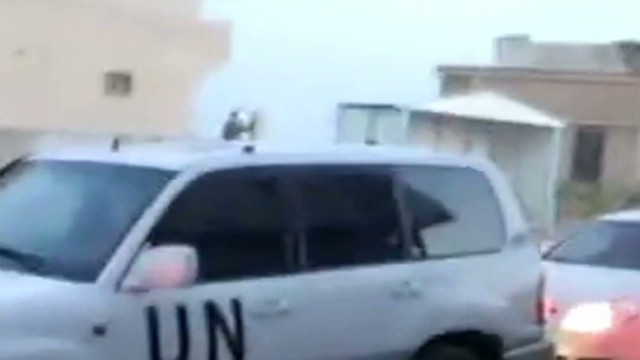U.N. response in Syria mocked