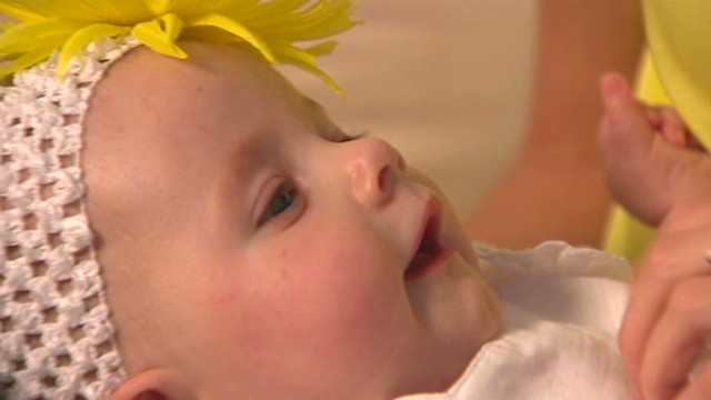 Dying baby's 'bucket list'