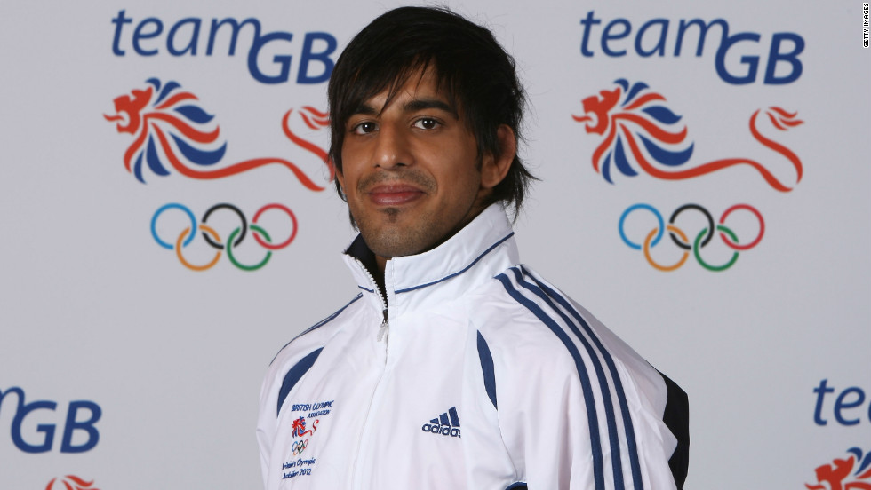 Wrestler Rakhra Jatinder Singh Rakhra, 22, tested positive for anabolic steroids in 2010. The ban expired in February this year and he is believed to have returned to training. As a junior wrestler he was seen as Britain's great wrestling hope at the 2012 Olympics. However he was later beaten in the first round at the World Championships in 2009.