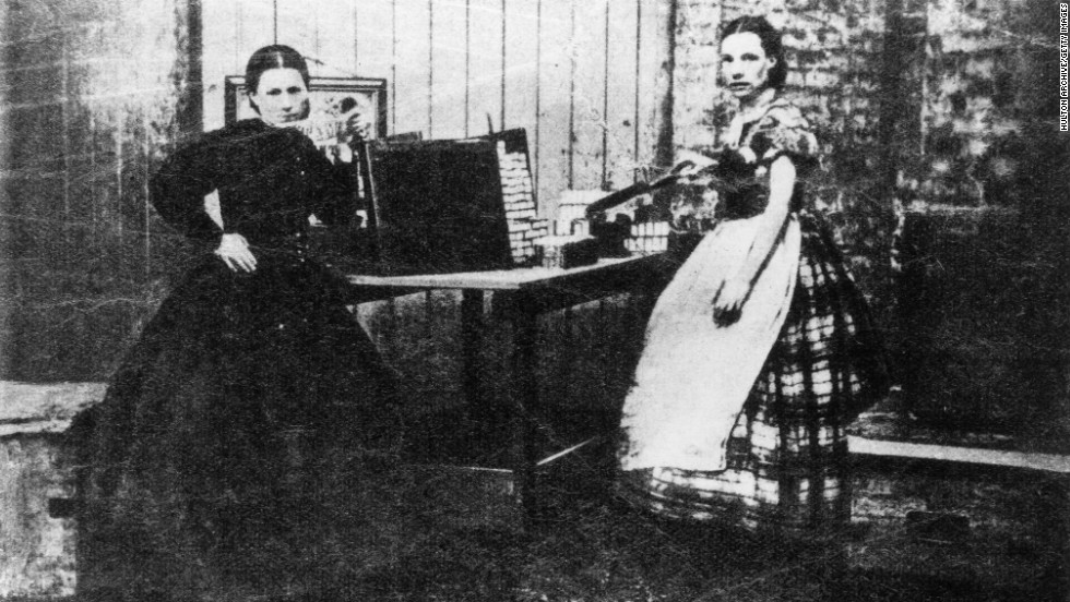 Match girls at the factory walked out on strike in 1888, in protest at the terrible working conditions which made many of them ill, and the system of fines that left them very poorly paid.