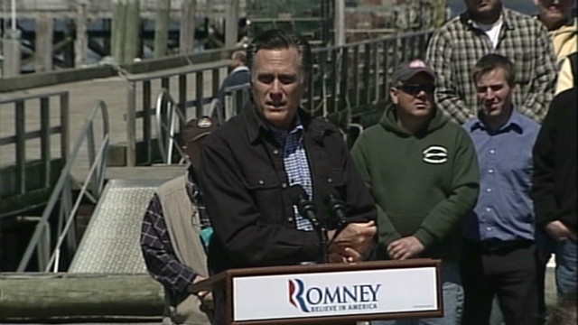 Romney: Small business under attack