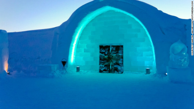 After 25 years in business, Lapland's famous 'Ice Hotel' is now available for summer bookings