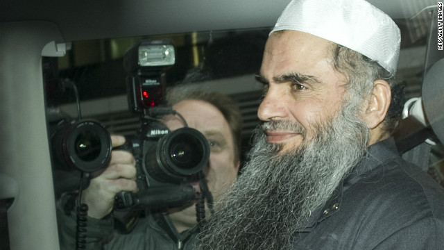 The European Court of Human Rights has decided not intervene again to stop Britain from deporting Abu Qatada.