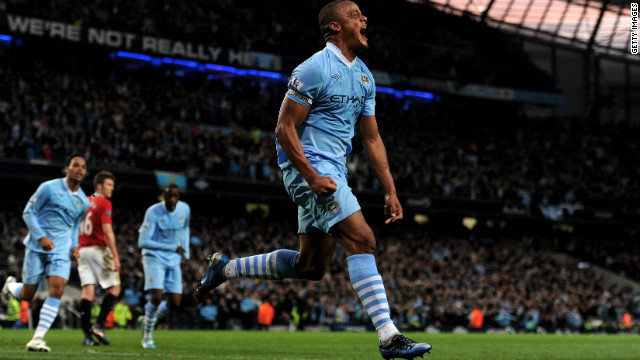 City wins battle of Manchester