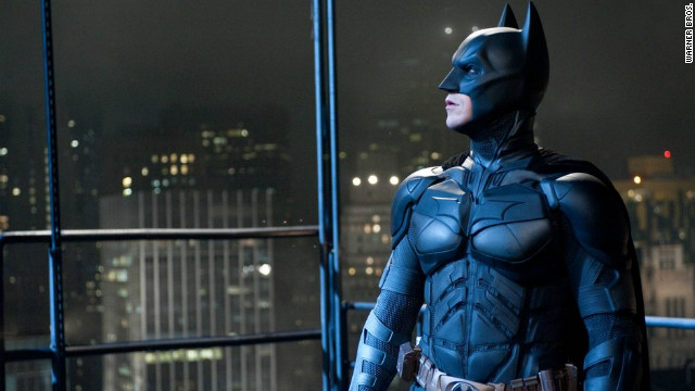 "The author predicts that ""Rises"" won't have the same legs as ""The Dark Knight."""