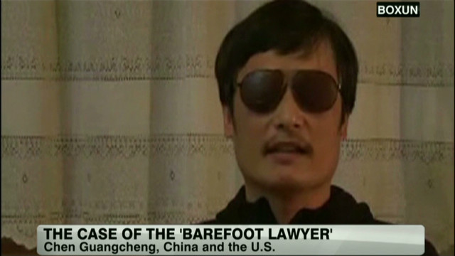 Senior U.S. official on Chen Guangcheng