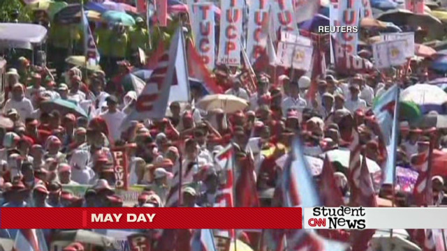 CNN Student News - 5/2/12