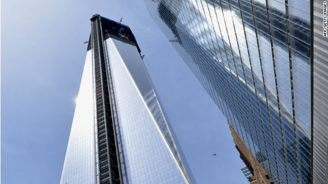 Kelly: One World Trade powerfully built